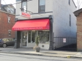 Bonomini Bakery Graphic Awning in Cincinnati Northside