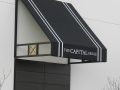 Capital Grille Graphic Awning