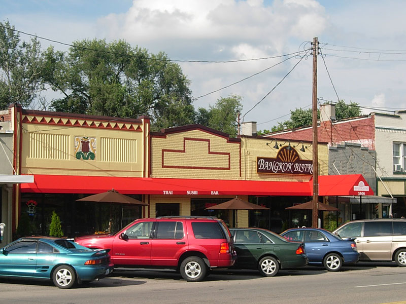 Commercial Awnings 40