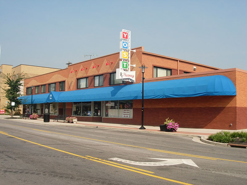 Commercial Awnings 36