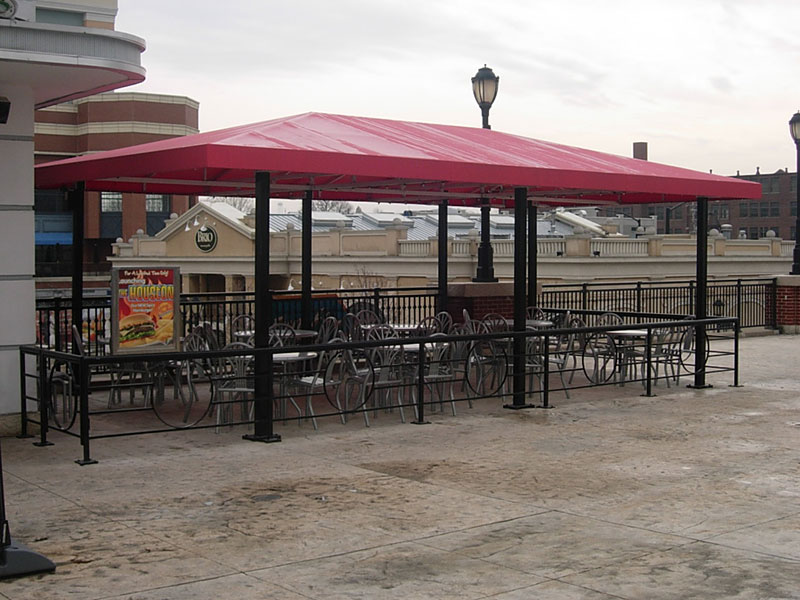 Commercial Awnings 31