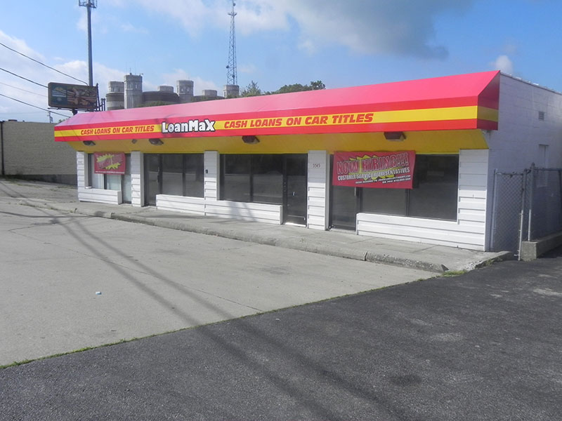 Commercial Awnings 9