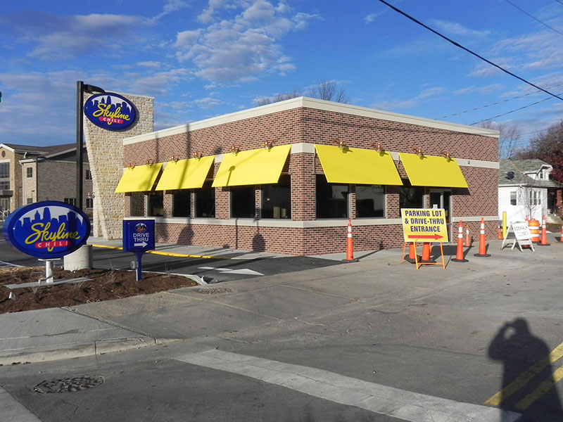 Commercial Awnings 5