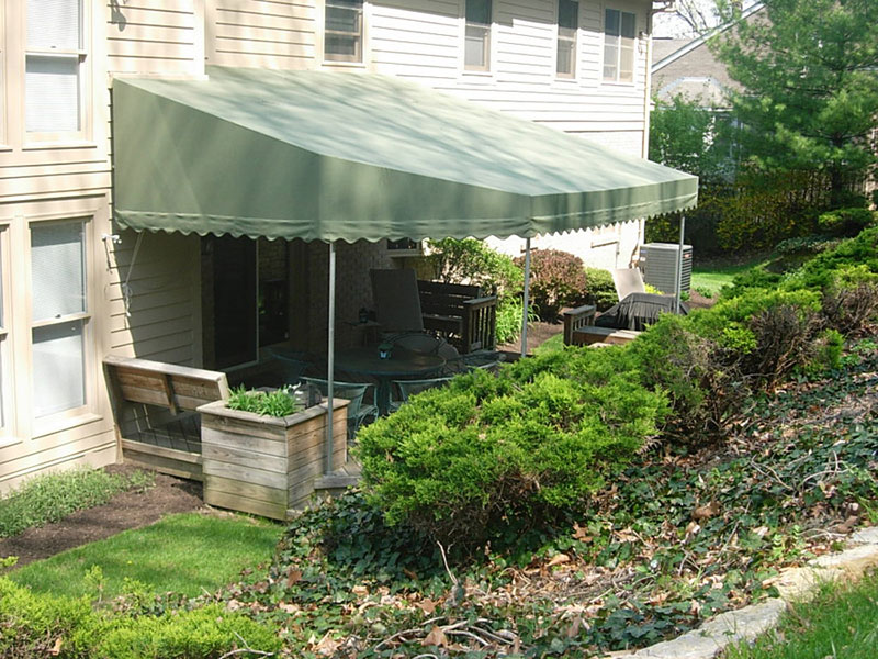Residential Awnings - Fabric Forms Cincinnati, OH